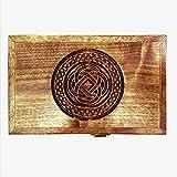 Tokebox Light Brown ''Celtic''