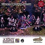 The Army Painter Zombicide Paint Set, 10 Dropper