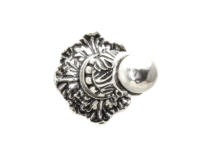 Carpe Diem Hardware 1642-9 Acanthus Hook, Chalice by Carpe Diem Hardware