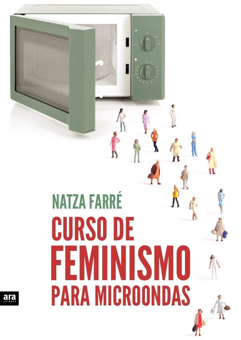 Curso de feminismo para microondas FUERA DE COLECCION: Amazon.es ...