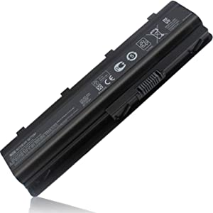 ECHEER MU06 593553-001 593554-001 Laptop Battery Compatible with HP Compaq Presario CQ42 CQ32 CQ43 CQ56 CQ62 CQ72, Pavilion G4 G6 G7 DM4 DV5-2000 DV6-3000 DV6-6000 DV7-6000 G56 G62 G72 593550-001 MU09