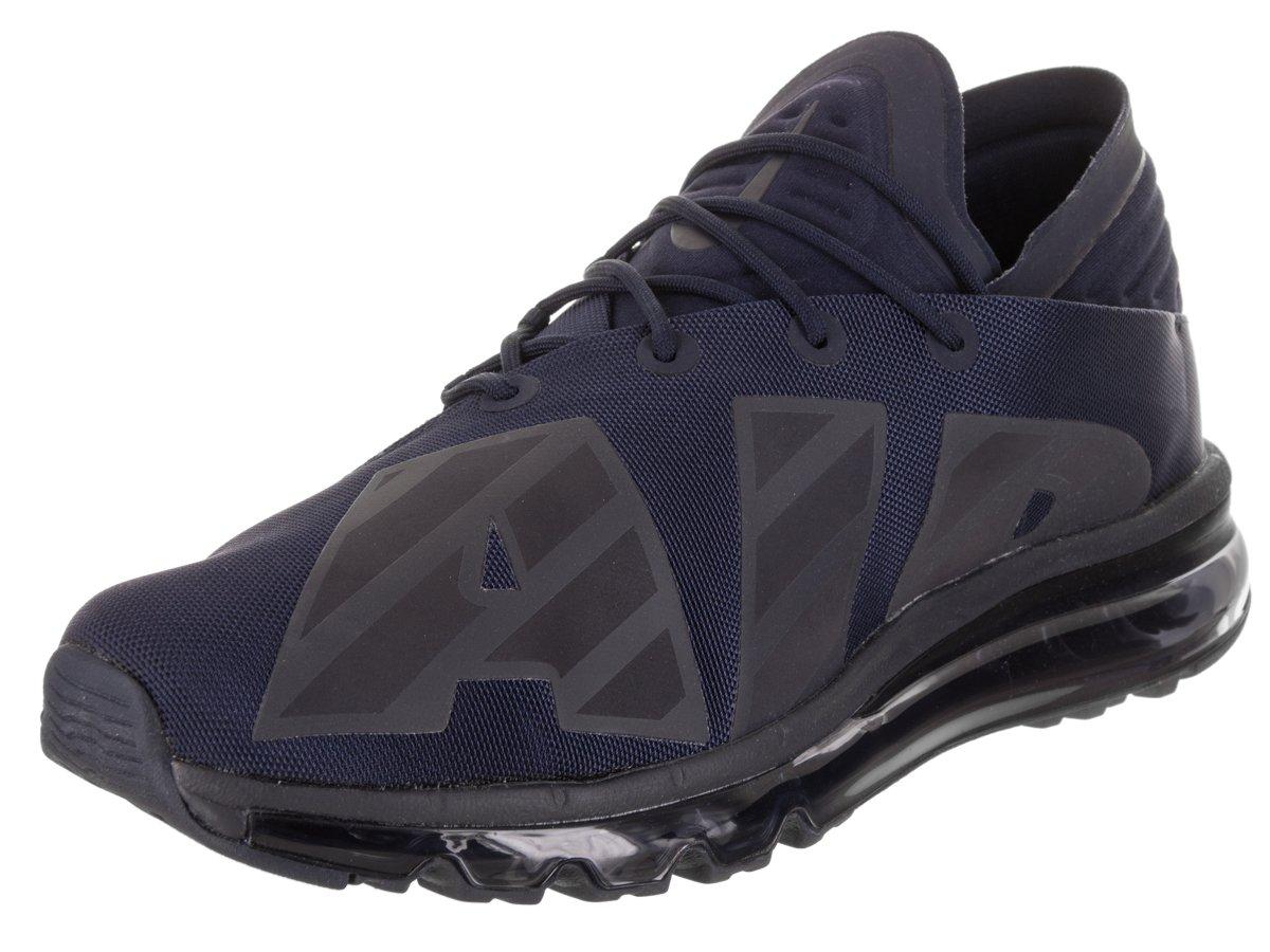 NIKE Men's Air Max Flair Running Shoes 13 D(M) US|Obsidian/Obsidian/Obsidian