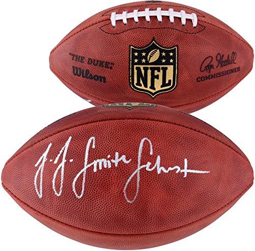 JuJu Smith-Schuster Pittsburgh Steelers Autographed Duke Pro Football - Fanatics Authentic Certified ()