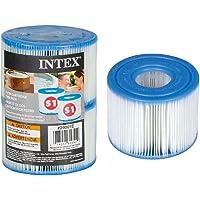 Intex 55000 - Pack de 2 cartuchos SPA