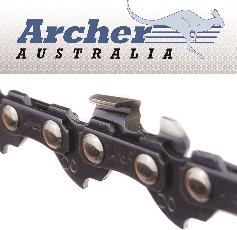 2 Cadenas de Sierra para Arquero de 12 Pulgadas para Bosch AKE30/17S AKE30-18S AKE30S AKE30-19S