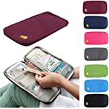 Orpio Nylon Multicolour Travel Organizer Bag