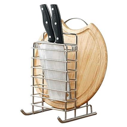 Estante de vajilla Porta Cuchillos de Cocina Suministros de ...