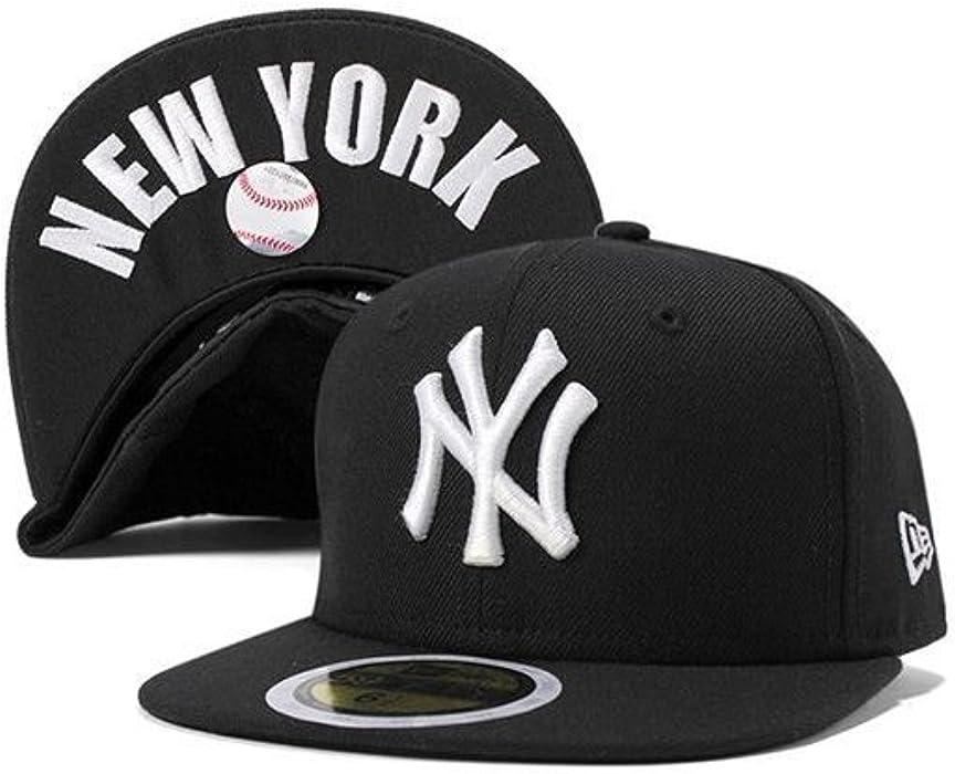 2fd5d786a82f7 NEW ERA(ニューエラ) キッズ キャップ ニューヨーク ヤンキース アンダーバイザー ブラック 帽子