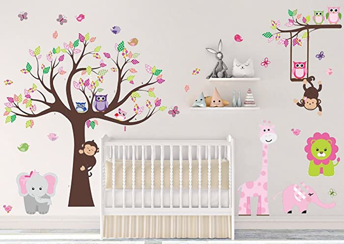 Top 10 Wall Decor Owl Baby Room