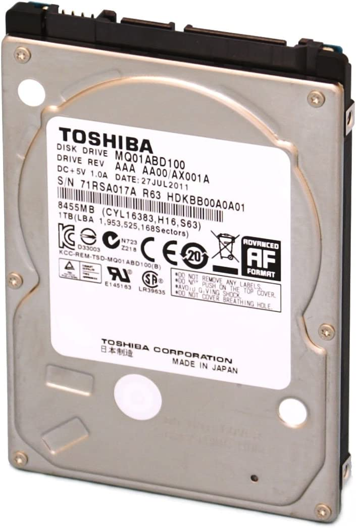Toshiba MQ01ABD050 - Disco Duro Interno de 500 GB: Amazon.es ...