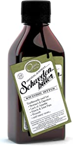 Original Austrian Swedish Bitters Extract (Schwedenbitter) 3.4 fl.oz