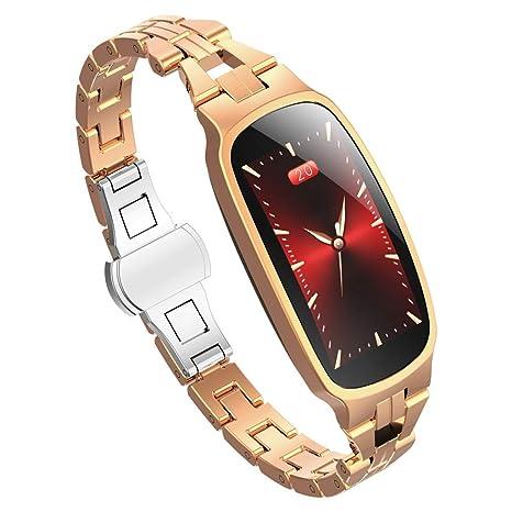 Amazon.com: Fitness Smart Watch for Women Girls,Unine ...