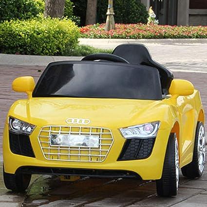 Amazon.com: TBFEI Audi Autorizado para Niños Coche Eléctrico ...