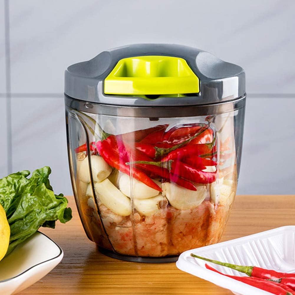 Cortador de Verdura Cebolla Picadora Manual de Alimentos para ...