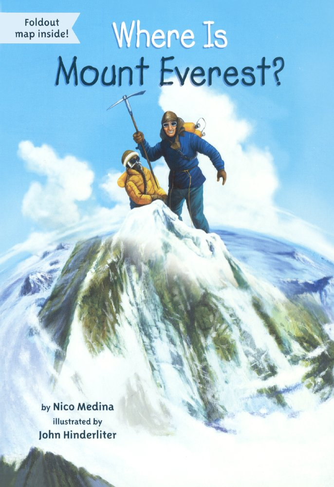 Download Where Is Mount Everest? (Turtleback School & Library Binding Edition) PDF