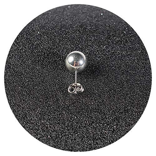 - Crystal Round ball Earrings BLING pearl Zircon Earrings ear studs,CCB 6mm