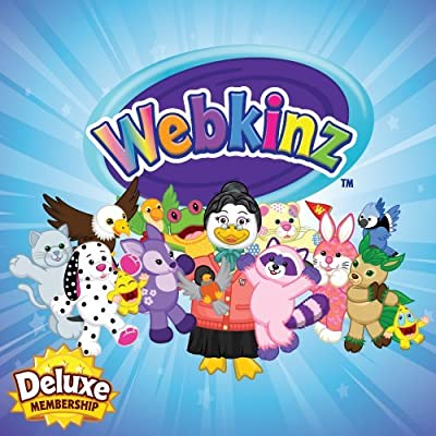 Webkinz 12 Month Deluxe Subscription [Online Game Code]