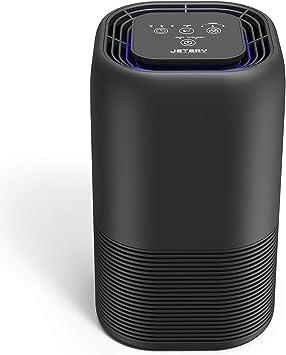jetery purificador de aire con filtro HEPA combinado & filtro de ...