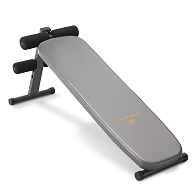 Apex Utility Bench Slant Board Sit Up Bench Crunch Board Ab Bench
