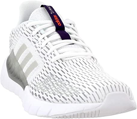 adidas Womens Asweego Cc Running Sneakers Shoes - White