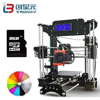 2018 bingh otfire 3d impresora XY de 100 3d printer DIY upgradest ...