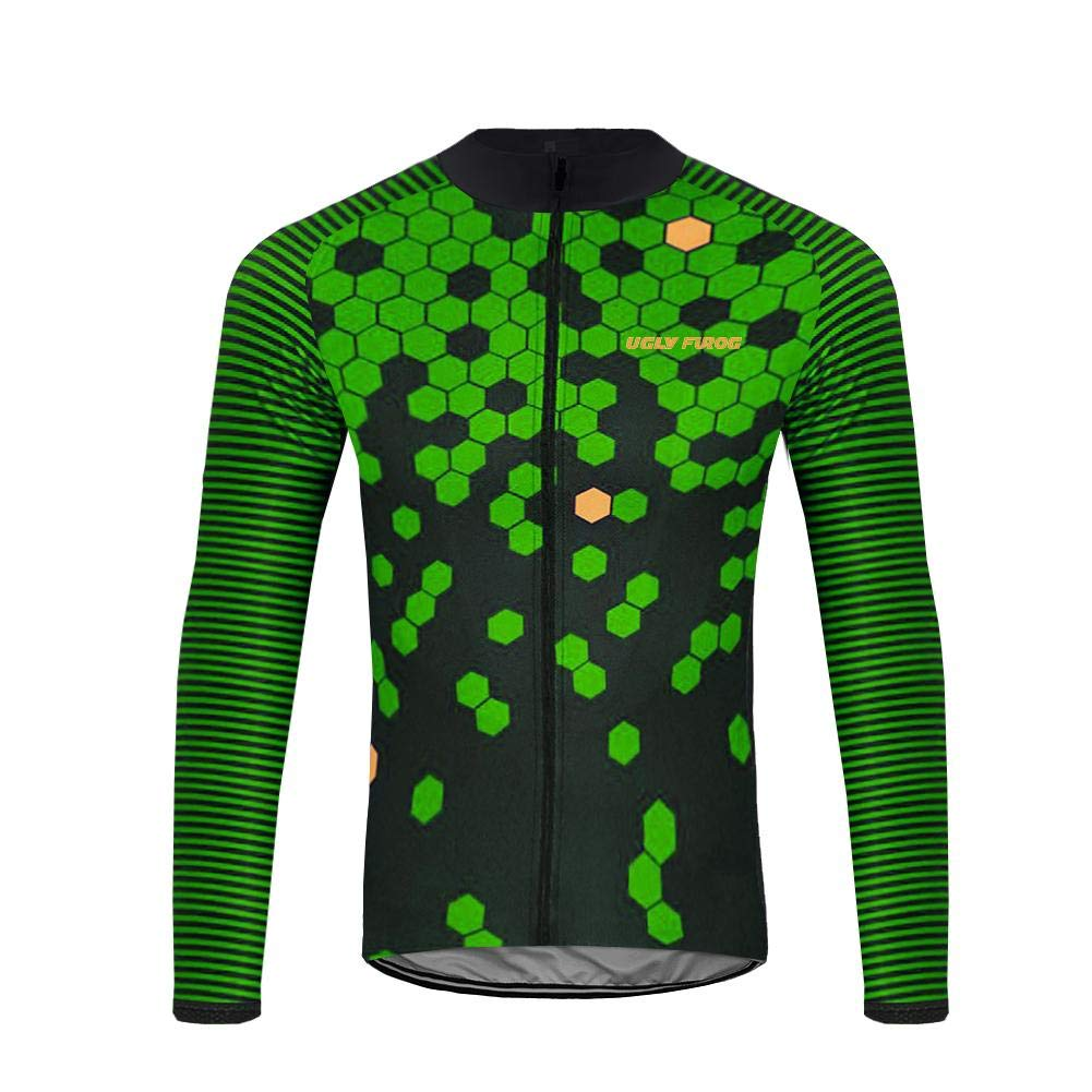 color 15 XXXLarge Uglyfrog Cycling Jersey