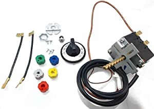 Repairwares Universal Range / Oven Thermostat 6700S0011