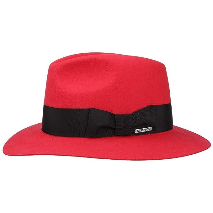 114dde7823885 Stetson Sombrero Fieltro de Pelo Dalion Mujer Hombre