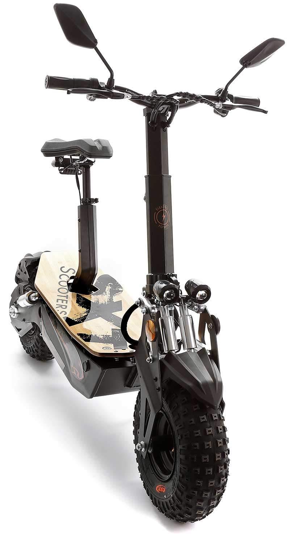 Sxt Bicicleta Eléctrica Monster Offroadscooter con XXL ...