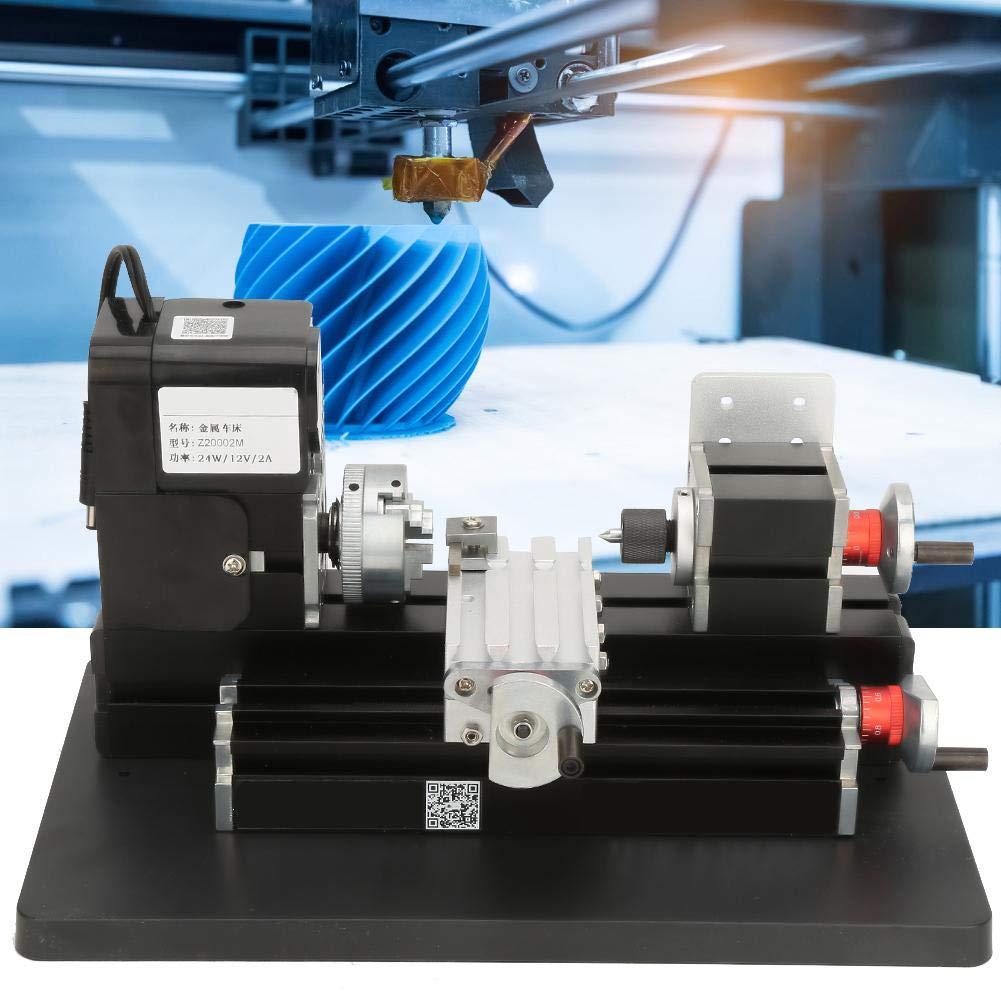24W 20000rpm Mini Metallfräsmaschine Metal Milling Machine für Holz Verarbeitung