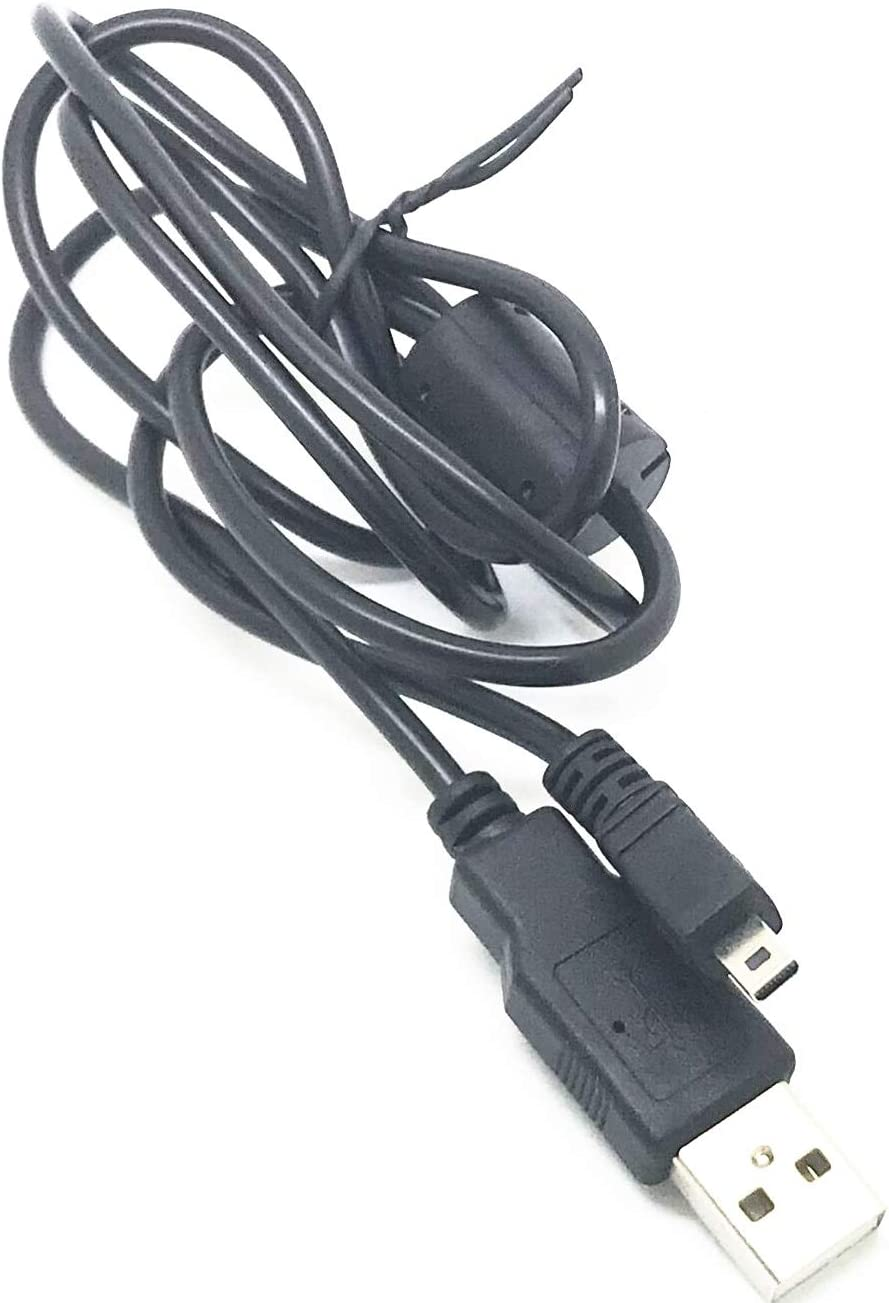 USB PC Sync Data Charging Cable for Olympus FE-46 FE-45 FE-20