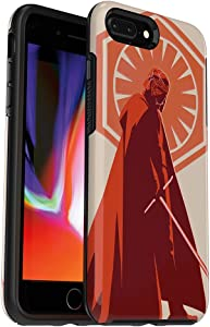OtterBox Symmetry Series Case for iPhone 8 Plus & iPhone 7 Plus (ONLY) - Kylo REN