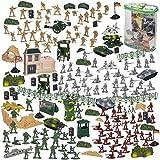 Blue Panda 300-Piece Army Action Figures