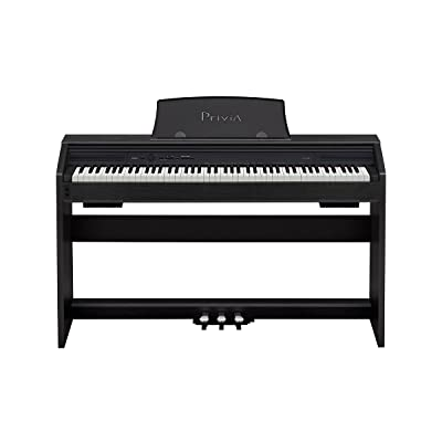 Casio PX750 BK 88-Key Touch Sensitive Privia Digital Piano