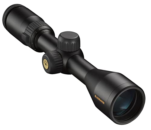 Nikon SLUGHUNTER BDC 200 Riflescope, Black, 3-9x40