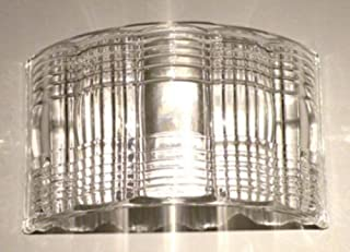 product image for W T Kirkman/Handlan Railroad Classification Lamp Radial Lens, Clear
