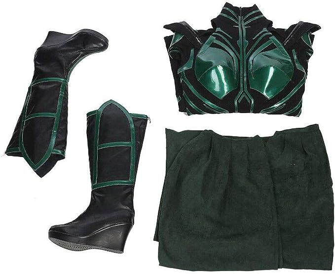 Thor 3 - Disfraz de Mujer de Hela (Estilo 2) para Cosplay – Cate ...