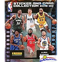 $69 » 2019/20 Panini NBA Basketball MASSIVE 50 Pack Factory Sealed Sticker Box with 250 New MINT Stickers & 50 Cards! Look for Zion Williamson,…