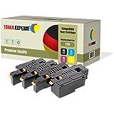 Pack 4 TONER EXPERTE® Compatibles Cartouches de Toner pour Dell 1250c, 1350cn, 1350cnw, 1355cn, 1355cnw, C1760nw, C1765nf, C1765nfw, C17XX