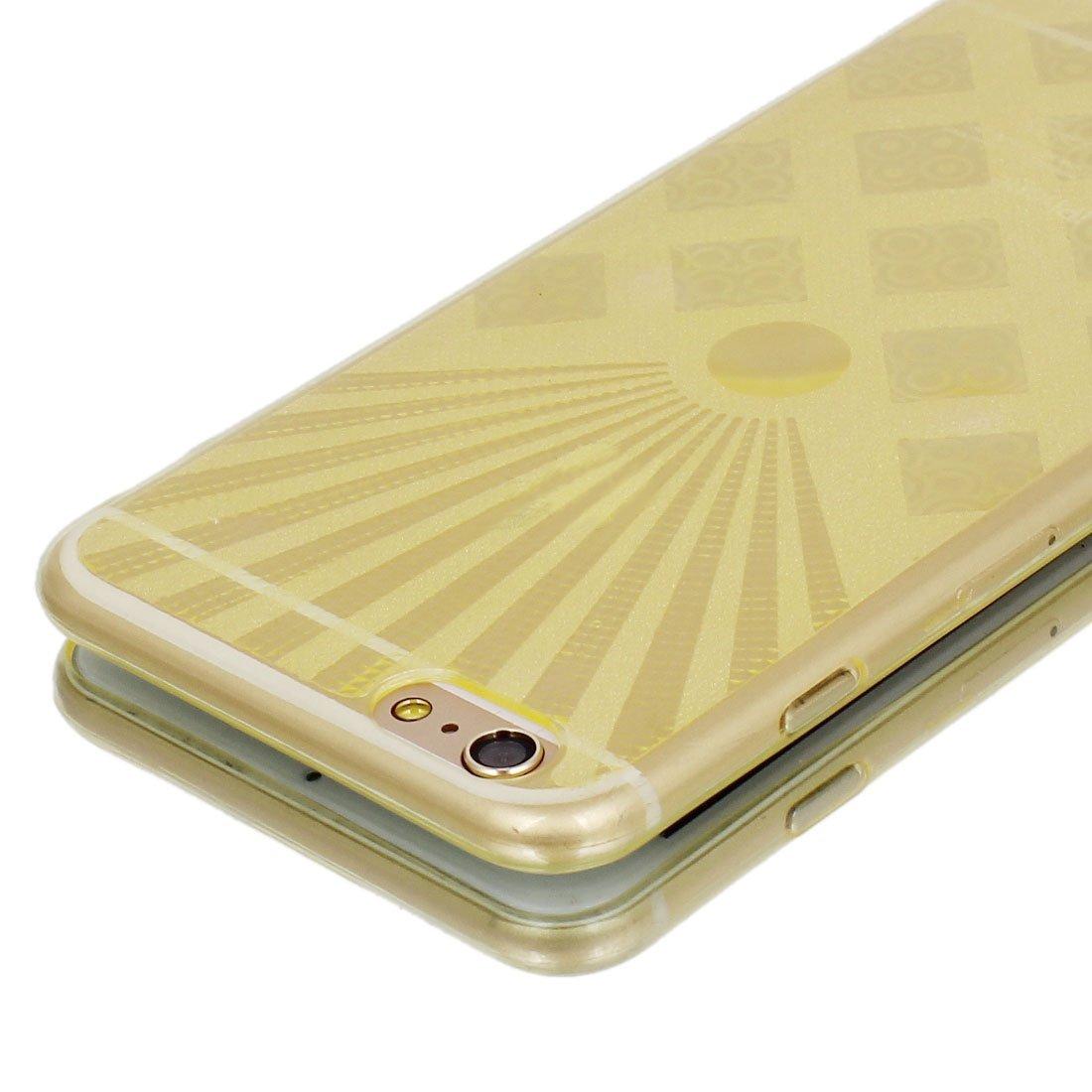 Amazon.com: eDealMax Caso cubierta trasera w película protectora de limpiaparabrisas Para Apple iPhone 6 Plus: Electronics