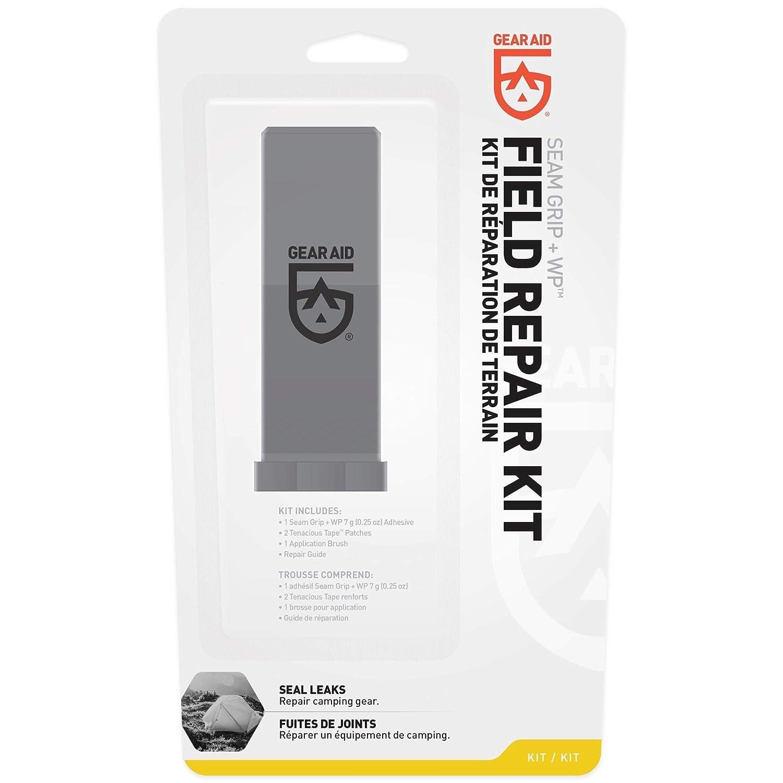 McNett Gear Aid Seam Grip Kit de reparación de campo w/parches de ...