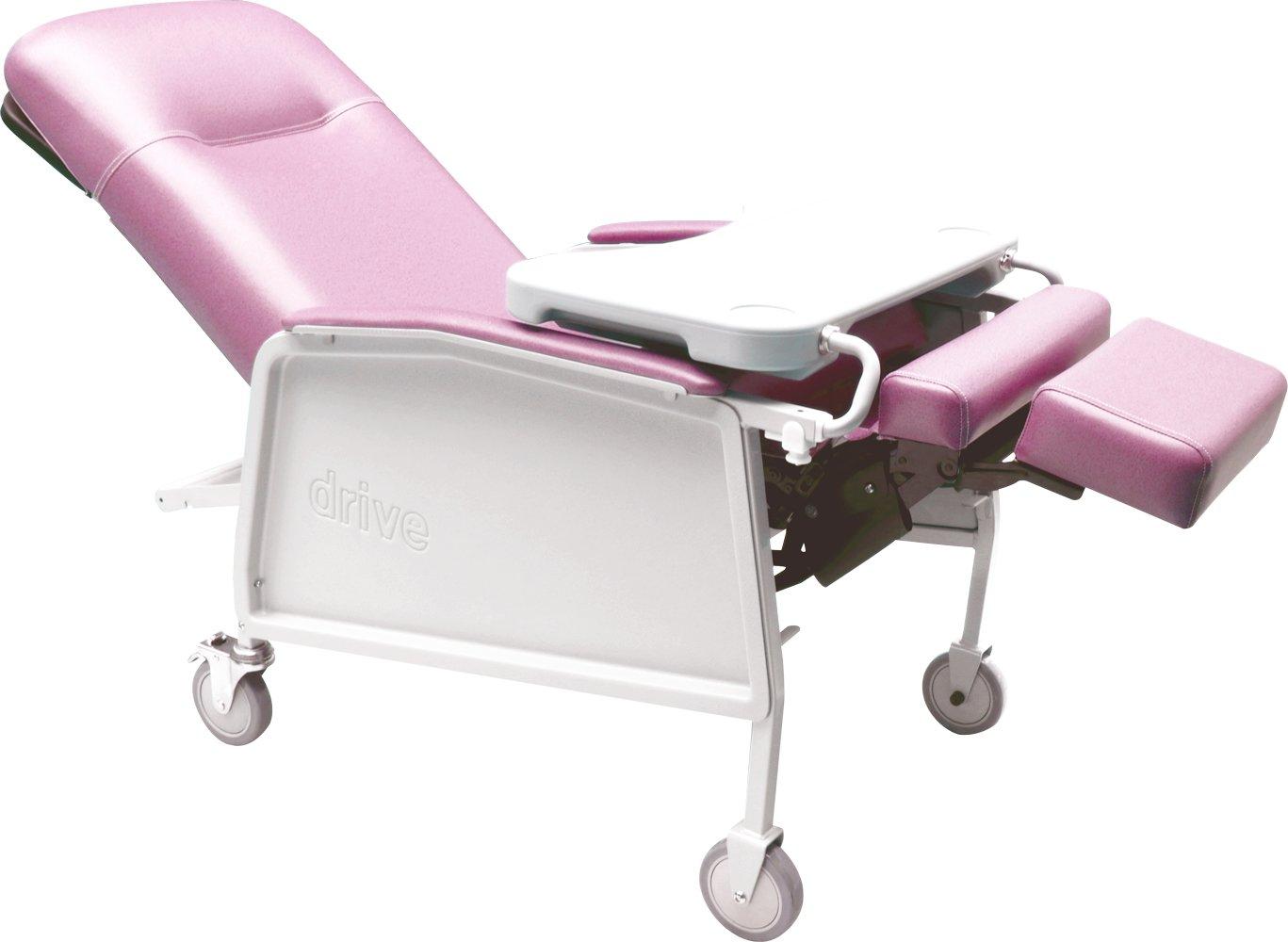 Groovy Drive Medical 3 Position Geri Chair Recliner Jade Download Free Architecture Designs Scobabritishbridgeorg