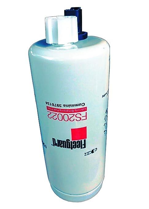 Amazon.com: Fleetguard FS20022 Fuel Water Seperator: Automotive