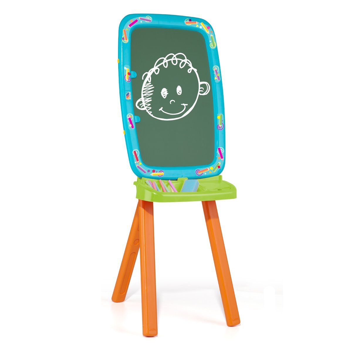 Amazon.com: Molto 14050 Dual Board with Tripod: Toys & Games