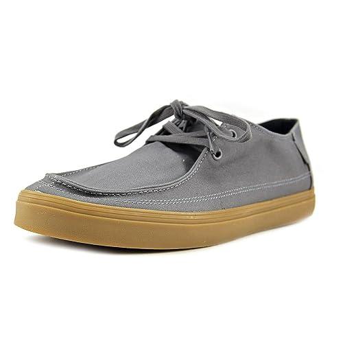 04d3cddb37d6 Vans Rata Vulc SF (Pewter Light Gum) Men s Skate Shoes-8  Amazon.ca ...