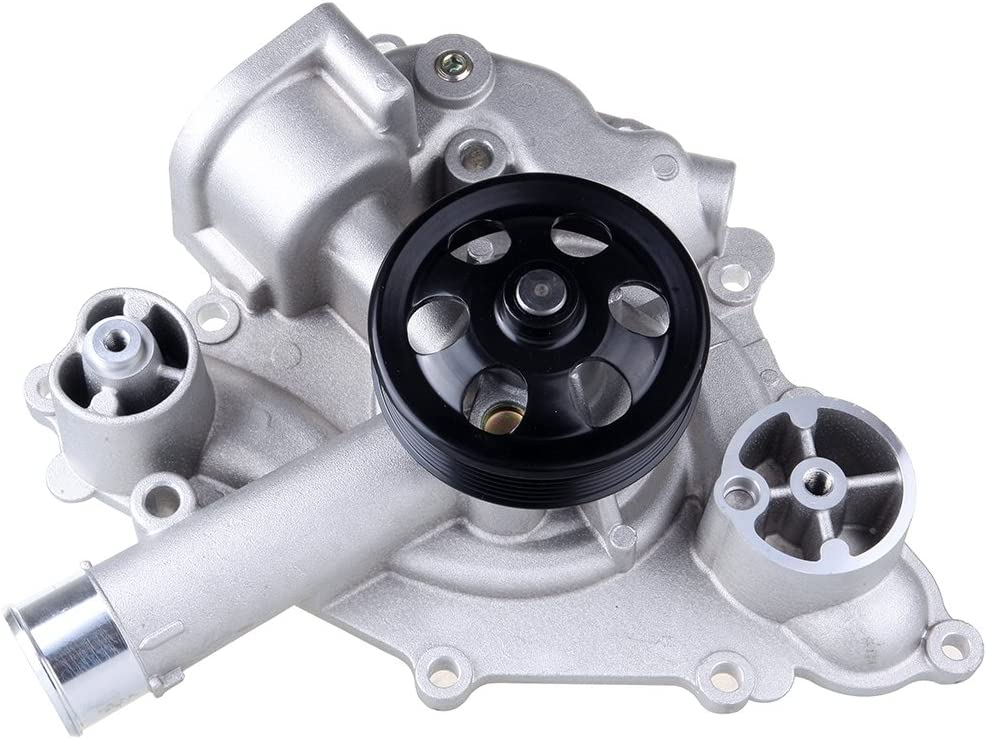ECCPP Water Pump With Gaskets AW6653 Pump Fit for 2017 2018 Chrysler 300 2011 2012 2013 2014 Dodge Challeng 2017 2018 Dodge Charger 2011 2012 2013 Jeep Grand Cherokee