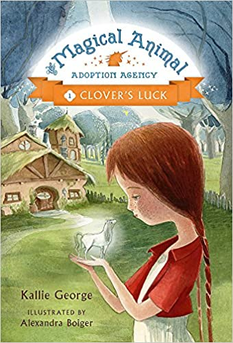 Amazon com: The Magical Animal Adoption Agency, Book 1 Clover's Luck