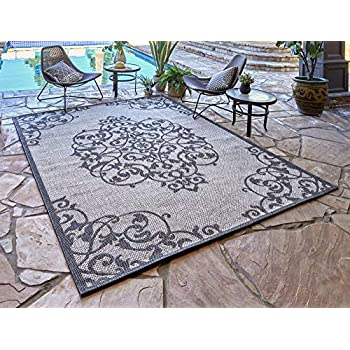 Amazon Com Gertmenian 21631 Nautical Tropical Carpet