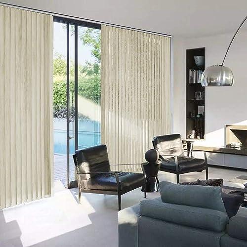 LETAU 100 Blackout Vertical Window Shade