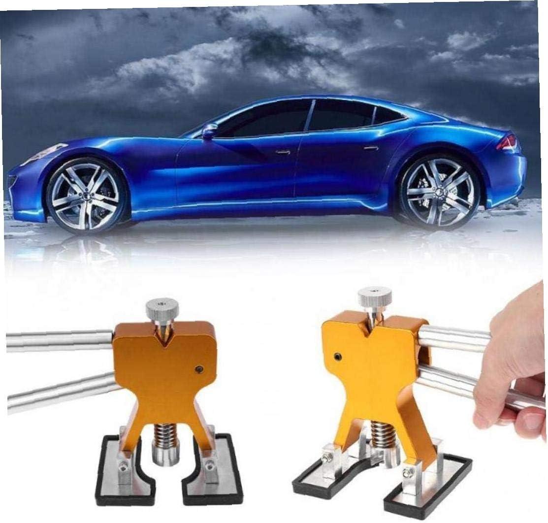 Angoter Dent Lifter Dent Paintless Outils de r/éparation pour Car Kit gr/êle Outils de r/éparation de dommages Carrosserie Dent de r/éparation Outils /à Main Set
